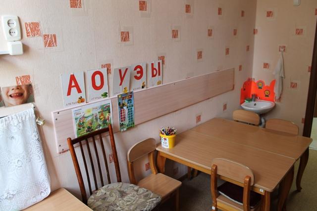 кабинет учителя-логопеда и педагога-психолога корпуса 1