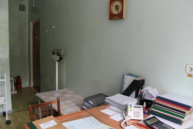 Медицинский кабинет корпуса 2