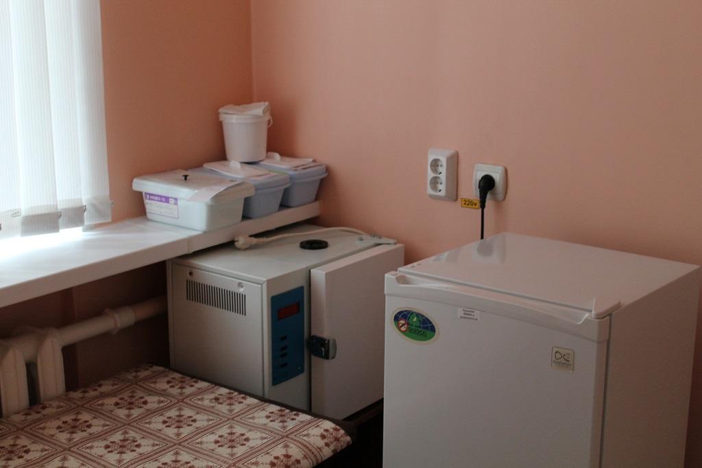 медицинский кабинет корпуса 1